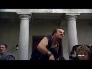 Спартак: Война Проклятых / Spartacus: War Of The Damned (Трейлер) 2013