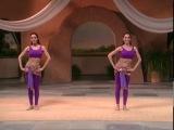 № 9 Танец живота для начинающих ч.2 (Руки и пресс)
