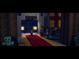 Самый классный клип по Майнкрафт!!!!1000%Немножко грустный(((